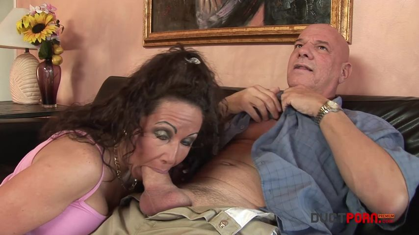 Older couple sex